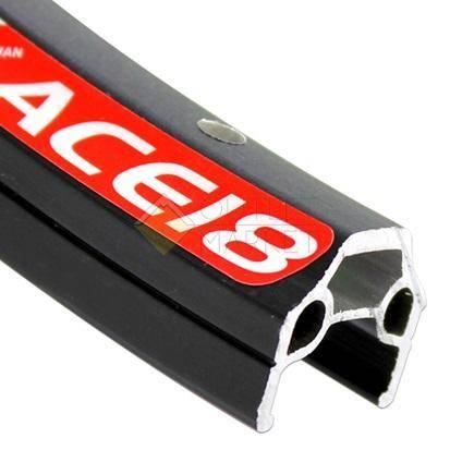 Обод велосипедный ALEXRIMS 26 двойной 559х21,8/16,5х18,2мм 36отверстия ACE18 6-152638